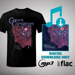 Green Carnation - Leaves of Yesteryear - Digital + T-shirt bundle (Men)