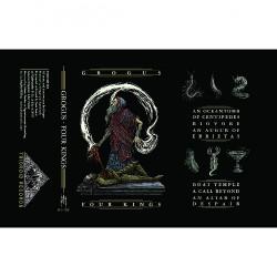 Grogus - Four Kings - TAPE