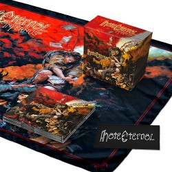 Hate Eternal - Infernus - CD BOX