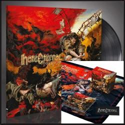 Hate Eternal - Infernus Deluxe Box + LP Bundle - LP Gatefold + CD Box Bundle