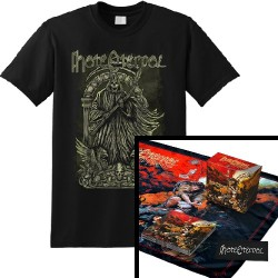 Hate Eternal - Infernus + The Reaper - CD BOX + T Shirt