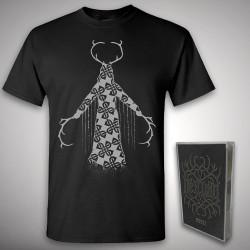 Heilung - Futha bundle 4 - TAPE + T Shirt Bundle (Men)