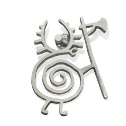 Heilung - Warrior Snail - Enamel Pin