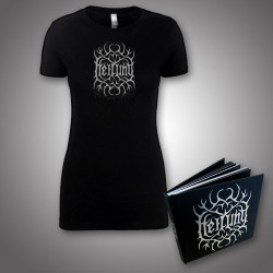 Heilung - Ofnir Deluxe Edition + Remember - CD DIGIBOOK + T Shirt Bundle (Women)