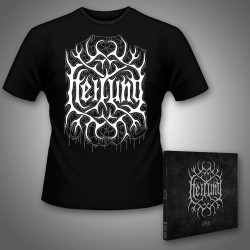 Heilung - Ofnir + Remember - CD DIGIPAK + T Shirt bundle (Men)