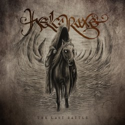 Helcaraxë - The Last Battle - LP COLORED