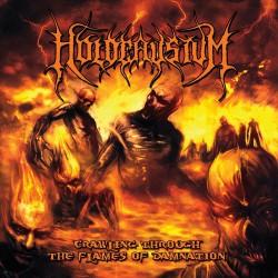 Holocaustum - Crawling Through the Flames of Damnation - CD