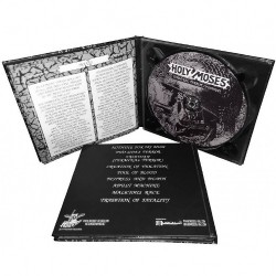 Holy Moses - Terminal Terror - CD DIGIBOOK