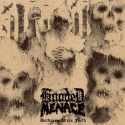 Hooded Menace - Darkness Drips Forth - CD DIGIPAK