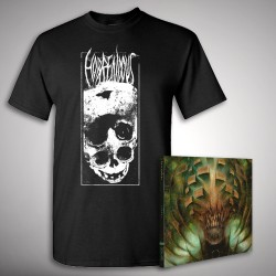 Horrendous - Idol + Muse - CD DIGIPAK + T Shirt bundle (Men)