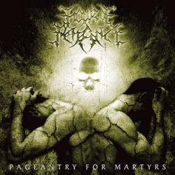 Hour of Penance - Pageantry for Martyrs - LP Gatefold