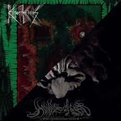 Howls Of Ebb - Khthoniik Cerviiks - With Gangrene Edges -Voiidwarp - CD DIGISLEEVE