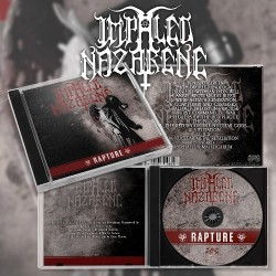 Impaled Nazarene - Rapture - CD