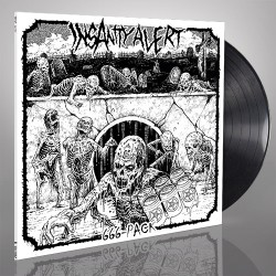 Insanity Alert - 666-Pack - LP + Digital