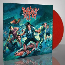 Insanity Alert - Insanity Alert - LP COLORED + Digital