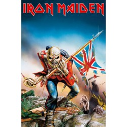 Iron Maiden - The Trooper - Standard Poster