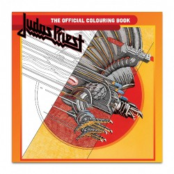 Judas Priest - Only Those Who Kept The Faith Shall Escape The Wrath Of - Book