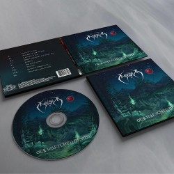 Keiser - Our Wretched Demise - CD DIGIPAK