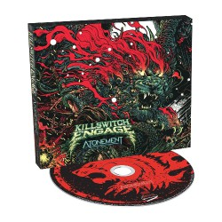 Killswitch Engage - Atonement - CD DIGIPAK