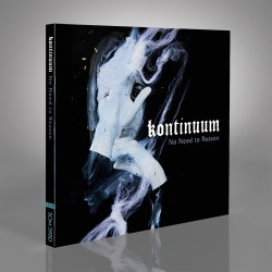 Kontinuum - No Need to Reason - CD DIGIPAK