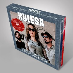 Kylesa - An Original Album Collection: Ultraviolet & Exhausting Fire - 2CD BOX