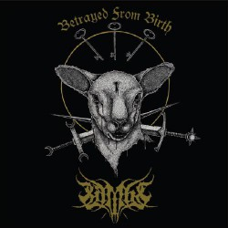 """Lambs - Betrayed From Birth - 12"""" EP, B side Screen"""