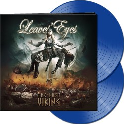 Leave's Eyes - The Last Viking - DOUBLE LP GATEFOLD COLORED