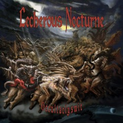 Lecherous Nocturne - Occultaclysmic - LP