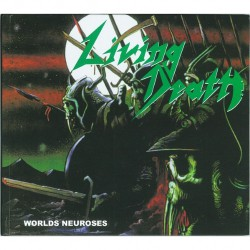 Living Death - Worlds Neuroses - CD DIGIBOOK