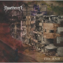 Manetheren - The End - Double LP Colored