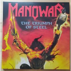 Manowar - Triumph of Steel - LP