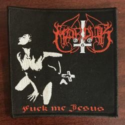 Marduk - Fuck Me Jesus - Patch