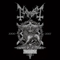 Mayhem - A Season in Blasphemy - 3 CD