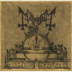 Mayhem - Esoteric Warfare - CD