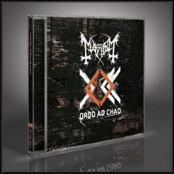 Mayhem - Ordo Ad Chao - CD + Digital
