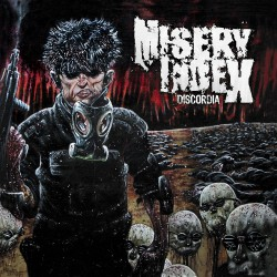 Misery Index - Discordia - CD
