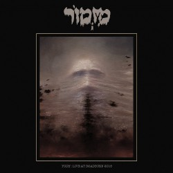 Mizmor - Live at Roadburn - CD DIGIPAK