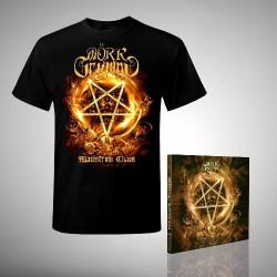 Mörk Gryning - Maelstrom Chaos - CD DIGIPAK + T Shirt bundle (Men)