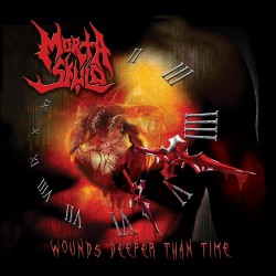 Morta Skuld - Wounds Deeper than Time - LP + DOWNLOAD CARD