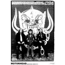 Motörhead - Band Photo - Standard Poster