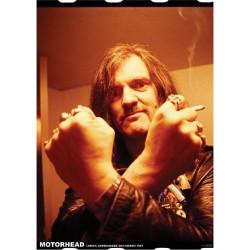 Motörhead - Lemmy Kilmister - Standard Poster