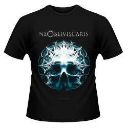 Ne Obliviscaris - Skull Glass - T shirt (Men)
