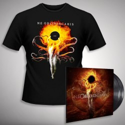 Ne Obliviscaris - Urn - DOUBLE LP GATEFOLD + T Shirt Bundle (Men)
