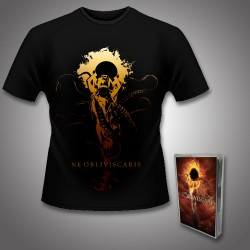 Ne Obliviscaris - Urn + Intra Venus - TAPE + T Shirt Bundle (Men)