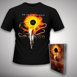 Ne Obliviscaris - Urn - TAPE + T Shirt Bundle (Men)