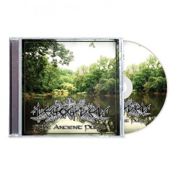 Nechochwen - The Ancient Pulse - CD DIGIPAK