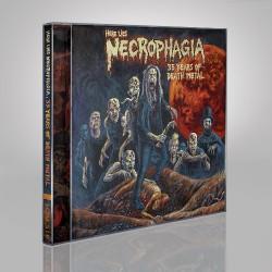 Necrophagia - Here Lies NECROPHAGIA; 35 Years of Death Metal - CD + Digital