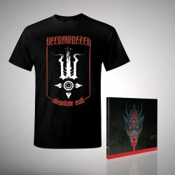Necrowretch - The Ones from Hell - CD + T Shirt bundle (Men)