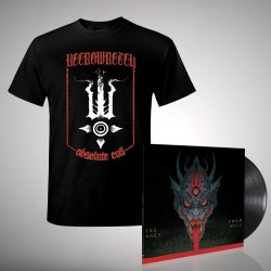 Necrowretch - The Ones from Hell - LP + T shirt Bundle (Men)