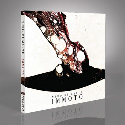 Nero di Marte - Immoto - CD DIGIPAK + Digital